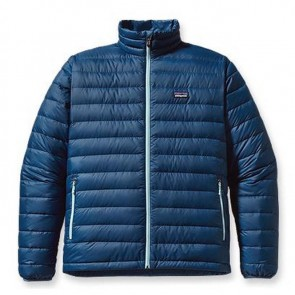 Patagonia Down Sweater Jacket - Glass Blue