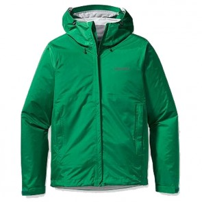 Patagonia Torrentshell Jacket - Green Super Sonic