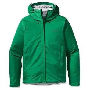 Patagonia Torrentshell Jacket - Green Super Sonic