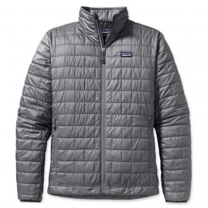 Patagonia Nano Puff Jacket - Nickel