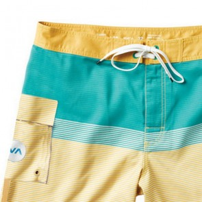 RVCA Commander Boardshorts - Honey
