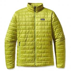 Patagonia Nano Puff Jacket - Folios Green