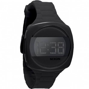 Nixon Watches - The Dash - All Black