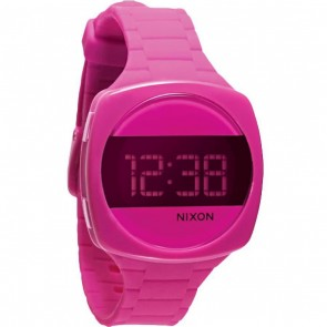Nixon Watches - The Dash - Shocking Pink