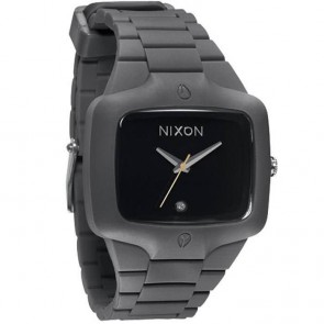 Nixon Watches - The Rubber Player - Grey/Black