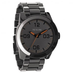 Nixon Watches - The Corporal SS - Steel Grey