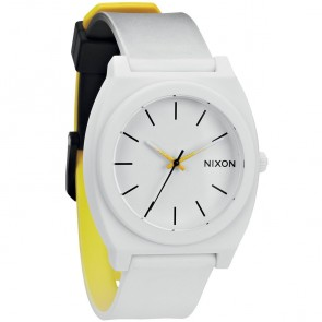 Nixon Watches - The Time Teller P - Black/White/Yellow