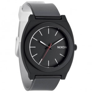 Nixon Watches - The Time Teller P - Black/White