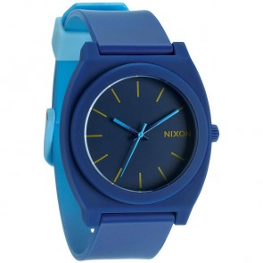 Nixon Watches - The Time Teller P - Navy/Sky Blue Fade