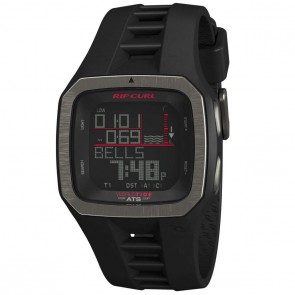 Rip Curl Trestles Pro Mick Fanning Watch - Black