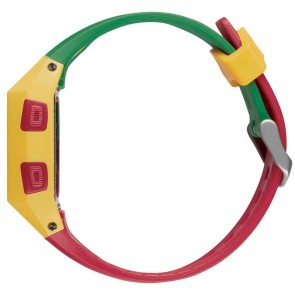 Nixon Watches - The Lodown - Rasta