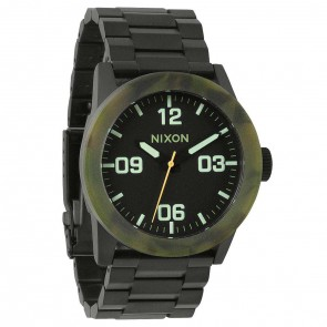 Nixon Watches - The Private - Matte Black/Camo