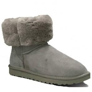 UGG Australia Classic Short Boots - Grey