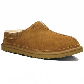 UGG Australia Men's Neuman Slippers - Chestnut