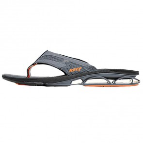 Reef X-S-1 Sandals - Black/Orange