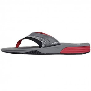 Reef Phantom Player Sandals - Black/Red