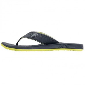 Reef Phantom Sandals - Black/Lime