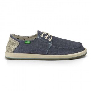 Sanuk Drewby Sidewalk Surfers - Faded Blue