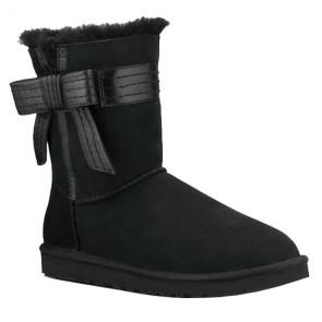 UGG Australia Josette Boots - Black