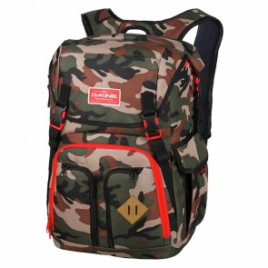 Dakine - Jetty Wet/Dry Backpack - Camo
