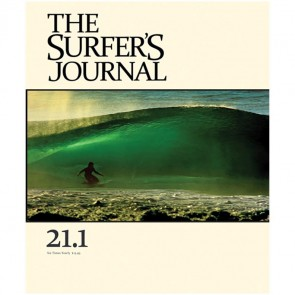 Surfer's Journal - Volume 21 Number 1