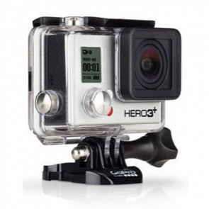 Go Pro HERO3 + Black Edition Adventure Series - Digital Camera