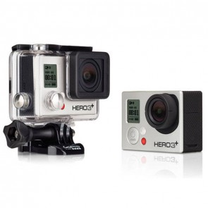 Go Pro HERO3 + Silver Edition - Digital Camera