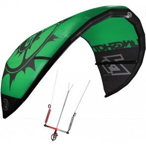 Slingshot Z Kite Complete