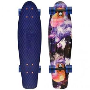 "Penny Skateboards - Space Nickel 27"" Skateboard Complete - Space"