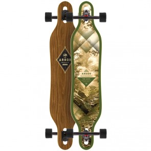 Arbor Skateboards Axis Walnut Complete