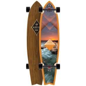 Arbor Skateboards Mission Walnut Complete