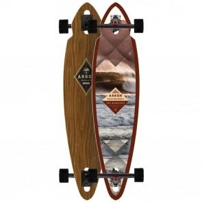 Arbor Skateboards Mindstate Walnut Complete