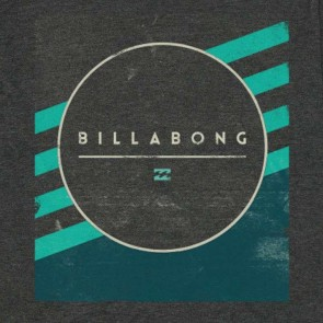 Billabong Youth Dice T-Shirt - Tar Heather