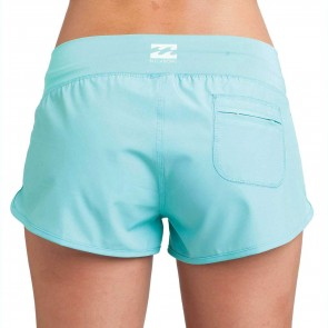 Billabong Women's Track It Volley Boardshorts - Seafoam