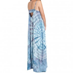 Billabong Women's Took It Down Dress - Blue Sky