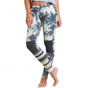 Billabong Women's Skinny Sea Legs Surf Pants - Palm