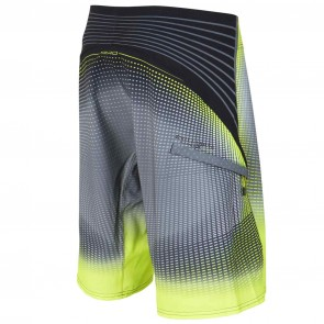 Billabong Fluid X Boardshorts - Black/Neo Lime