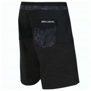 Billabong Shifty X Slub Boardshorts - Black