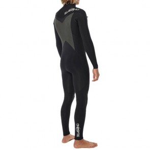 Billabong Foil 4/3 Chest Zip Wetsuit - 2015