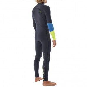 Billabong Rev Invert 3/2 Chest Zip Wetsuit