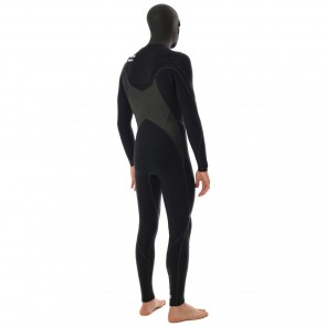 Billabong Xero Furnace 5/4 Hooded Chest Zip Wetsuit