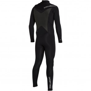 Billabong Foil Plus 4/3 Chest Zip Wetsuit