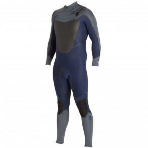Billabong Foil Plus 3/2 Chest Zip Wetsuit - Ink
