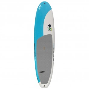 Boardworks Surf - 10'6 Super Natural SUP - Sky Blue/Light Grey