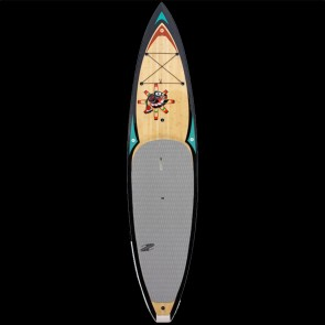 Boardworks Surf - 11'6 Raven SUP - Wood Veneer