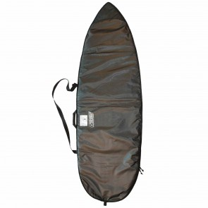 Channel Islands Dane Reynolds Day Runner Surfboard Bag - Black/Chartreuse
