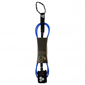 Channel Islands - Dane Reynolds Standard Leash - 6' - Blue