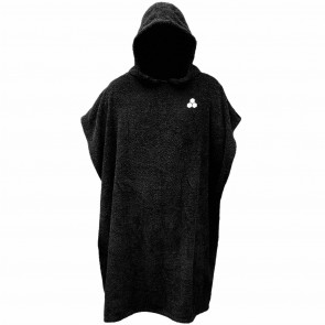 Channel Islands Wings Changing Poncho - Black