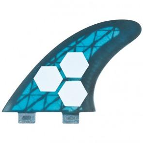 Channel Islands Fins - Tech 3 AM2 - Blue/Carbon