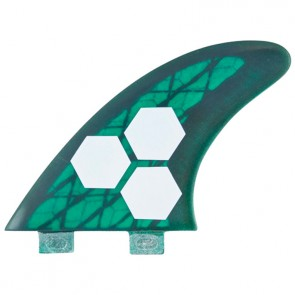 Channel Islands Fins - Tech 3 AM2 - Green/Carbon